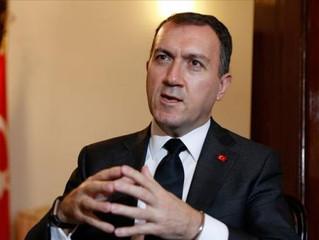 Embajador turco de Bagdad anuncia reapertura de consulados generales en Irak