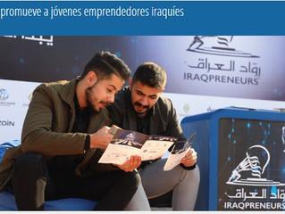 BBC promueve a jóvenes emprendedores iraquíes
