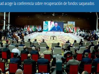 Bagdad acoge la conferencia sobre recuperación de fondos saqueados