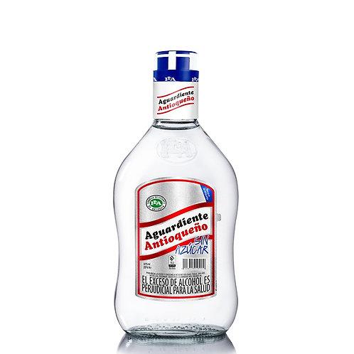 Aguardiente Antioqueño 1/2 Botella