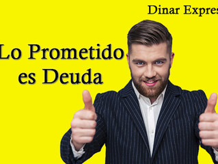 Lo Prometido es Deuda