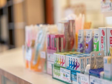 月に1度の歯ブラシ会議