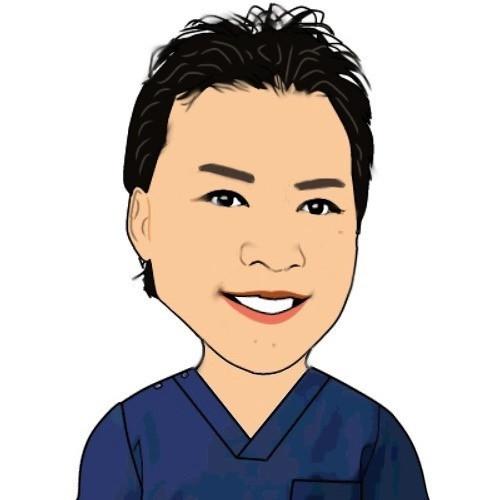 静岡県菊川市のかわべ歯科院長兼理事長で歯科医師の川邉滋次です。