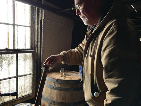 Picking a Barrel of Russell's Reserve