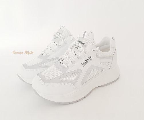 Baskets blanche