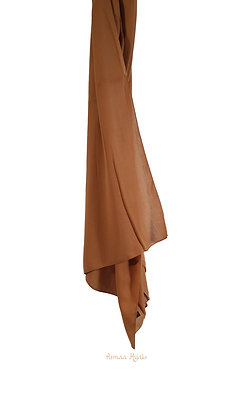 Hijab Pashmina sans frange