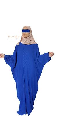 Abaya Plissée Nour