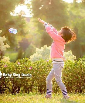齊心抗疫,逆境自強,係時後出嚟鬆下,共享親子時刻__#BabyKingStudi