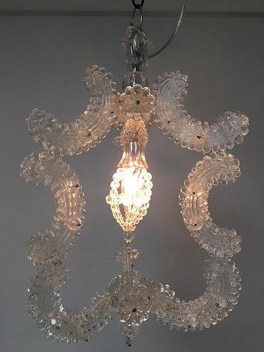 Venetian Glass Pendant Lantern