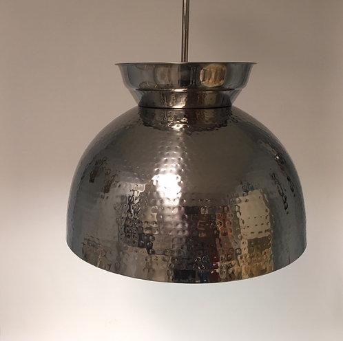 Stainless Steel depressed pendant light