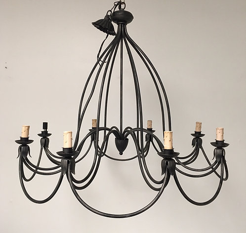 8Light Chandelier