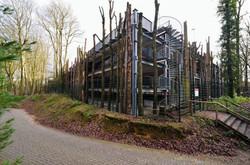 Parkeergarage Dierenpark