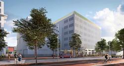 Parkeergarage en Commerciële ruimte Kop Grasweg