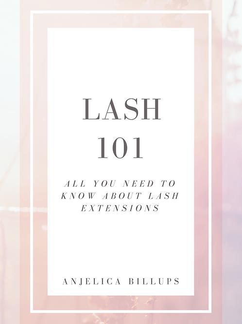 Lash 101 Ebook