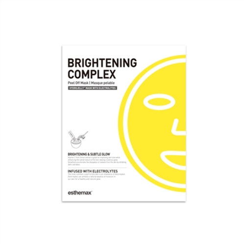 Brightening Complex Peel Off Jelly Mask