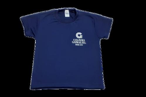 Camiseta Manga Curta Colégio Gamaliel