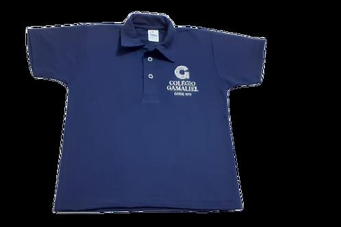 Camiseta Polo Manga Curta Colégio Gamaliel