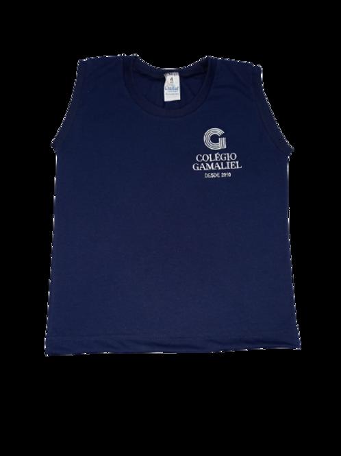 Camiseta Regata Colégio Gamaliel