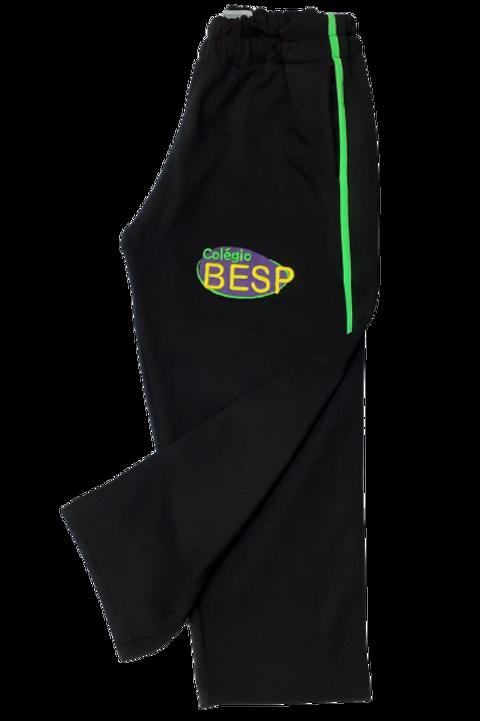 Calça Helanca Colégio Besp