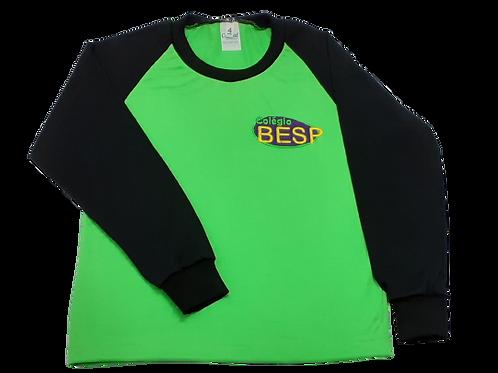 Camiseta Manga Longa Colégio Besp