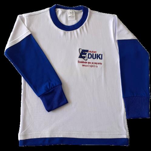 Camiseta Manga Longa Eduki