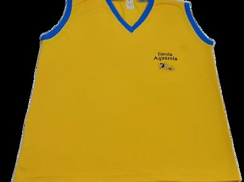 Camiseta Regata Colégio Aquarela