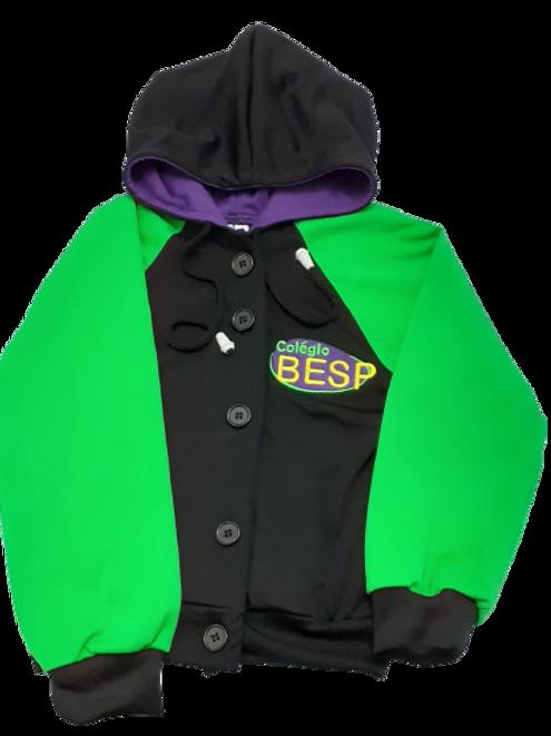 Blusa de Helanca Colégio Besp