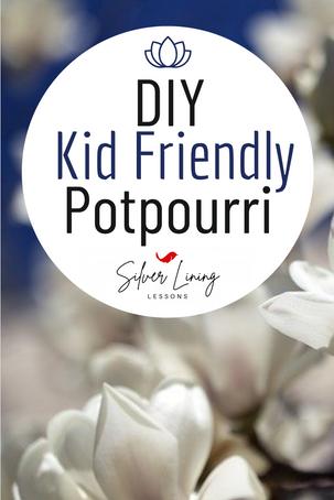 Kid Friendly DIY Potpourri