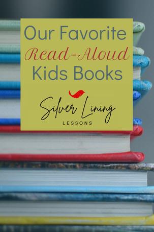 Our Favorite Read-Aloud Kids Books