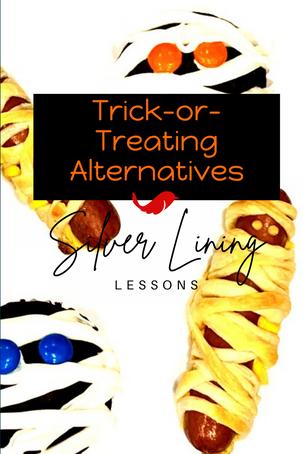 Halloween: Trick-or-Treating Alternatives