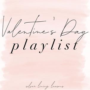 One Fine [valentine's] Day Playlist