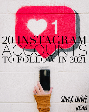 20 Instagram Accounts to Follow in 2021
