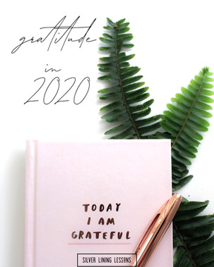 [gratitude in] 2020 - A Year in Review