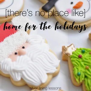 [there's no place like] Home for the Holidays