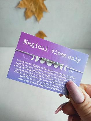 Magical Vibes Only Labradorite Bracelet WIW