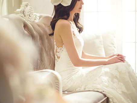 花嫁姿をキレイにみせるコツとは?