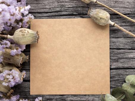 新婦手紙を書くときのコツは?