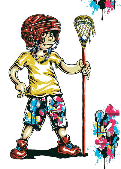 Wacky Lacrosse Shorts and boys Prospect and Showcase camp listings