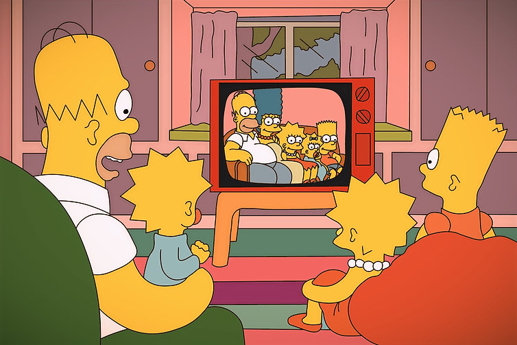 Graphics-for-The-Simpsons-Watching-Ourse