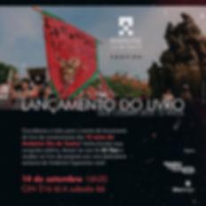 lançamento do livro que celebra os 12 anos da Andaime cia de Teatro