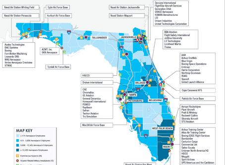 Florida's Aerospace Economy – From Apollo to Today