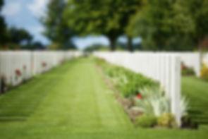 Ranville cemetery