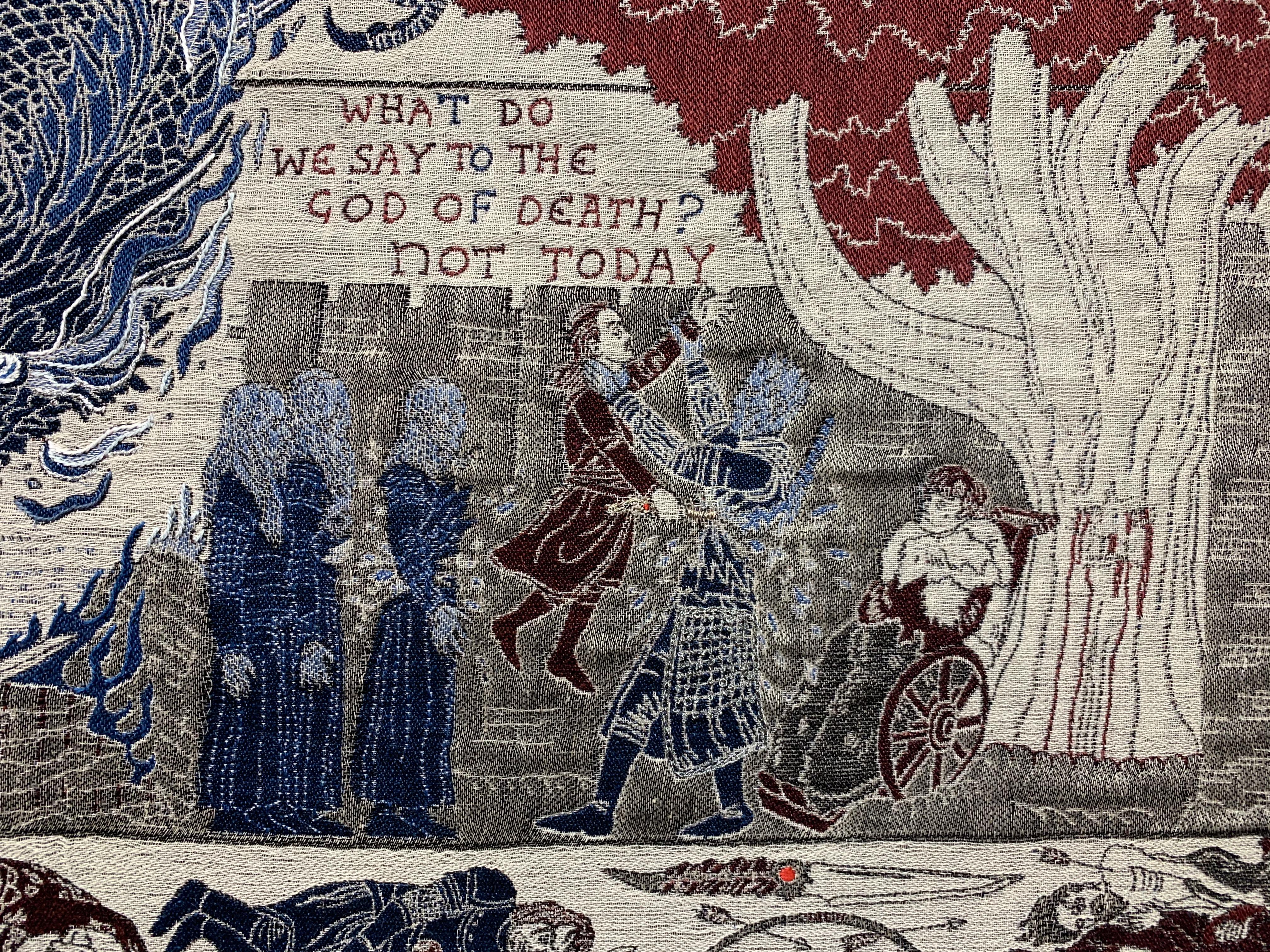 GOT tapestry