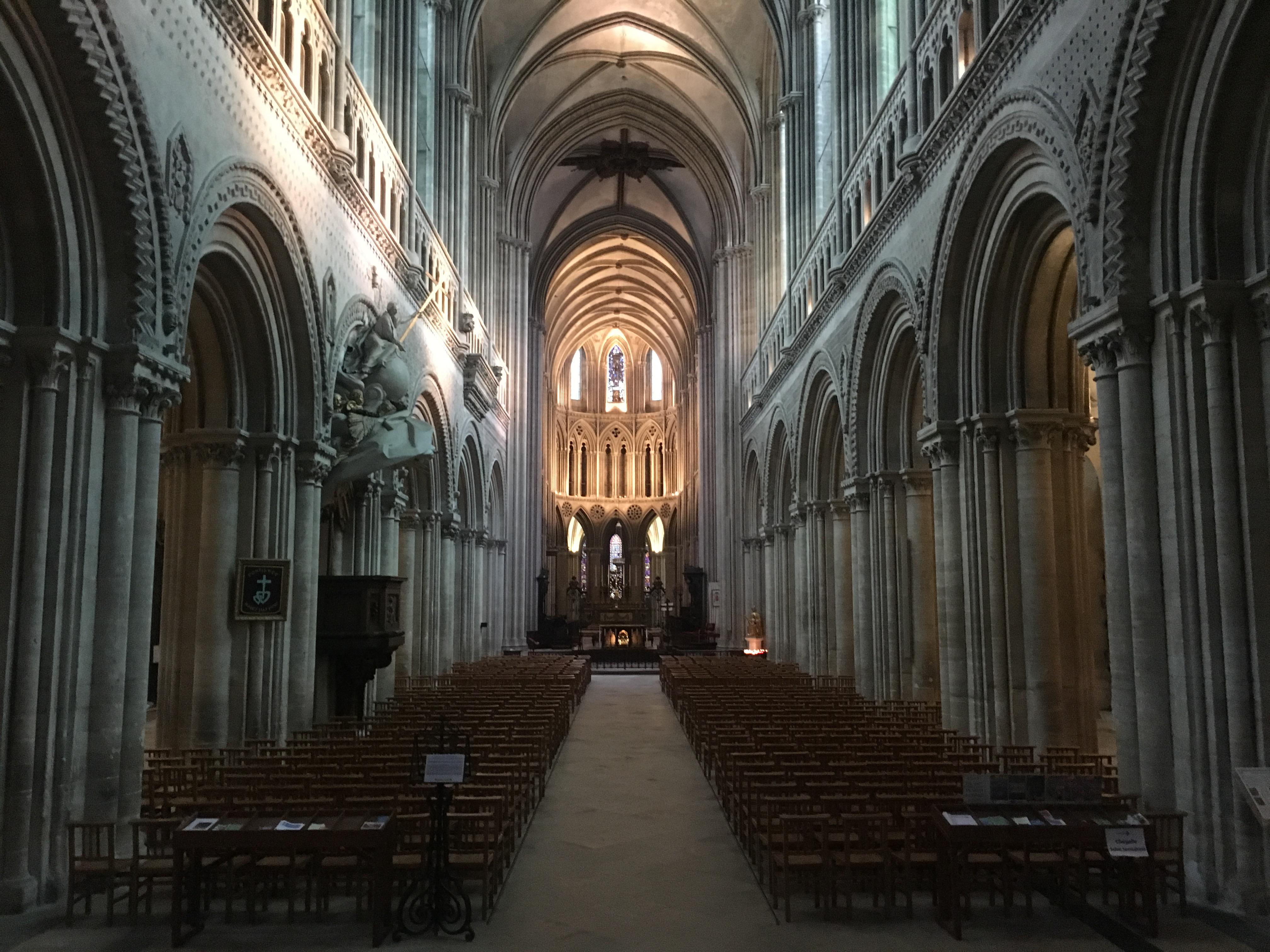 Notre Dame Bayeux
