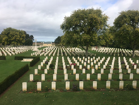 Canadian cemetery