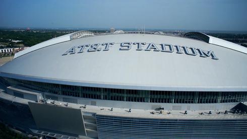 AT&T   Cowboys Stadium