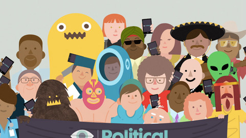 See Political | Kickstarter