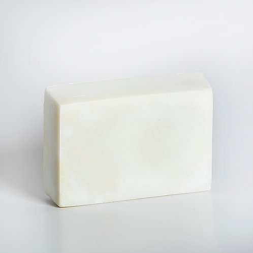 Castile Soap bar made with certified organic olive oil. Perfect for sensitive skin, including eczema and psoriasis