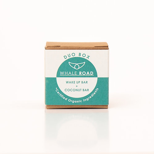 Duo Box - Wake-Up Bar +Coconut Bar