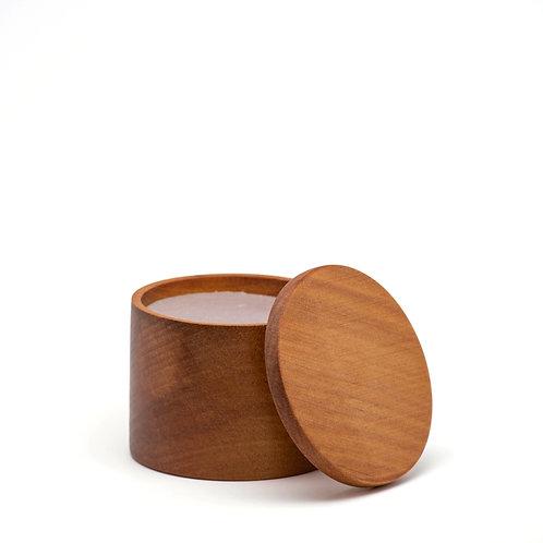 Argan + Aloe Shaving Bar with Kauri bowl + lid
